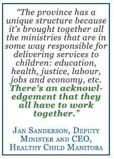 Jan Sanderson callout