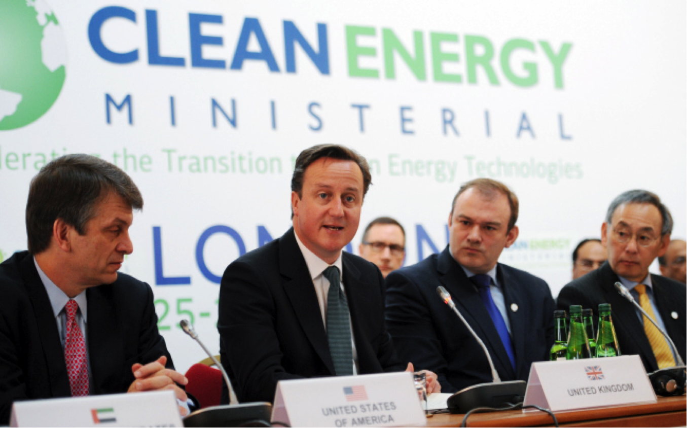 global representatives at 2012 Clean Energy Ministerial